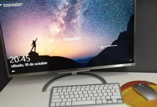 AIO I3, 8GB, 256 SSD con garantía