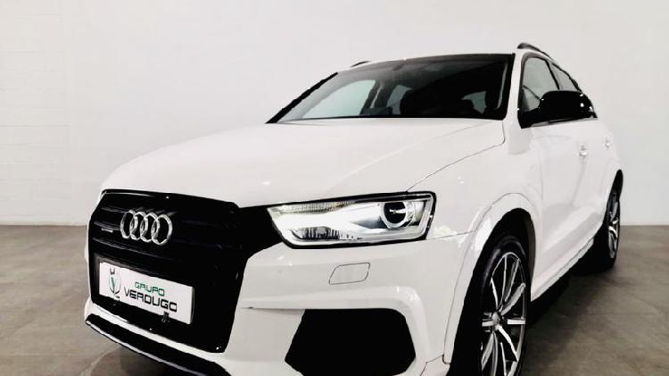 Audi q3 2.0tdi black line edition quattro s tronic 135kw