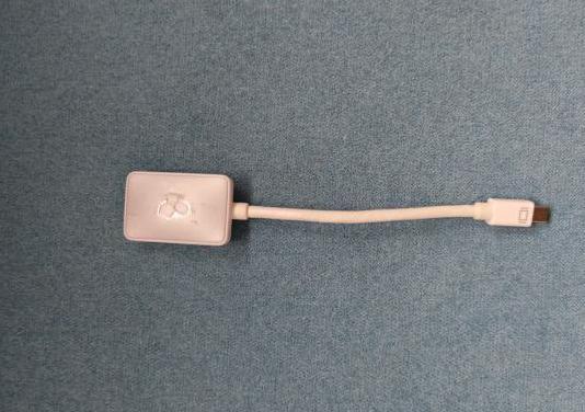 Adaptador de puerto mini displayport a hdmi