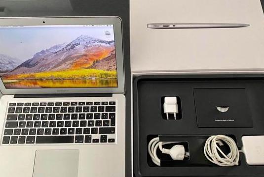 Apple macbook air 2015 8gb ram y 128ssd