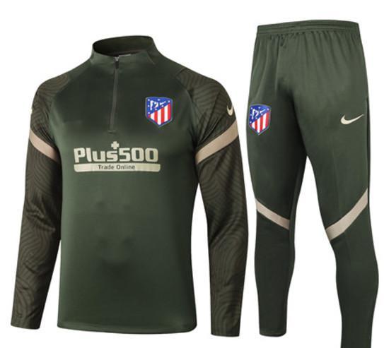 Atletico madrid 2021 chandal,chaqueta,con pantalone mas