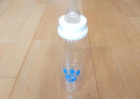 Biberón bebé tuc tuc 250 ml