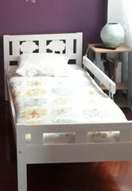Cama infantil colchón