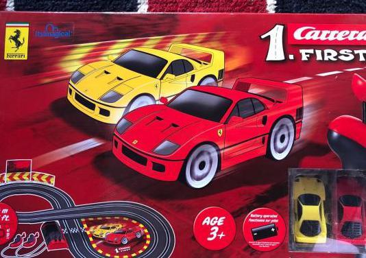 Circuito carreras imaginarium