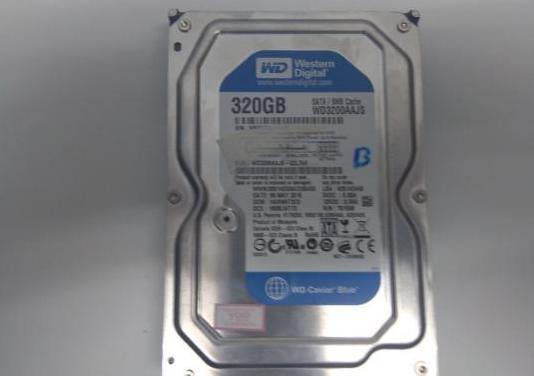 Disco duro 320gb western digital sata