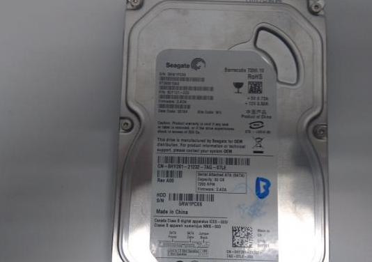 Disco duro 80gb seagate