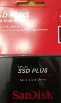 Disco duro ssd 480 gigas nuevo