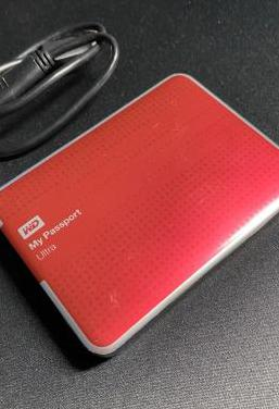 Disco duro externo wd 1tb my passport ultra