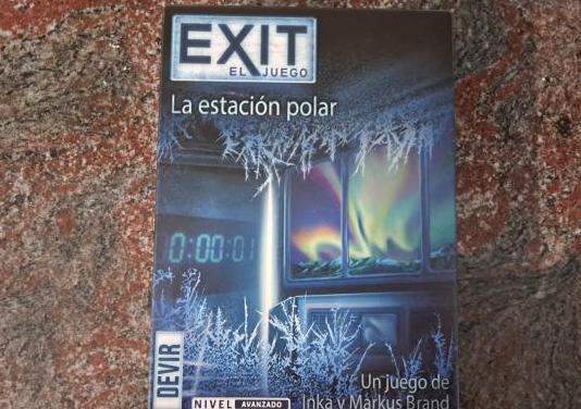 Exit la estacion polar (escape room)