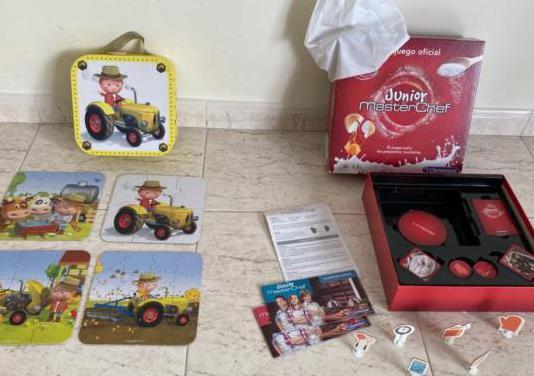 Juegos y puzzles para niños