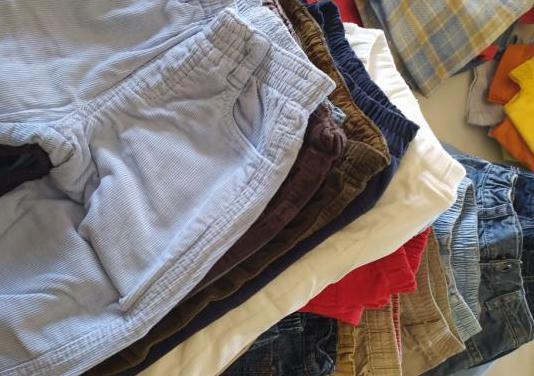 Lote ropa niño de 3 meses a 2 años