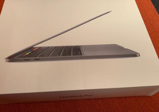 Macbook pro de 13 2020, i5 a 2.0ghz/16gb/1tb