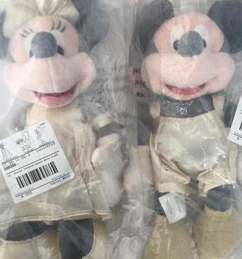 Mickey mouse y minnie (ed. especial gala)