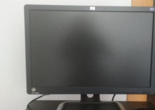 Monitor pc hp