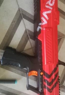 Nerf rival xv-700 y zuru x shot