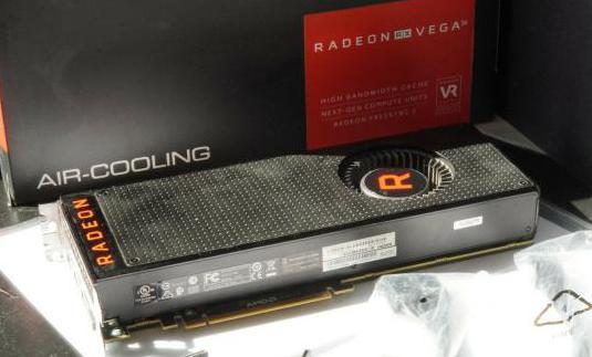 Sapphire AMD Radeon Rx vega 56, 8gb