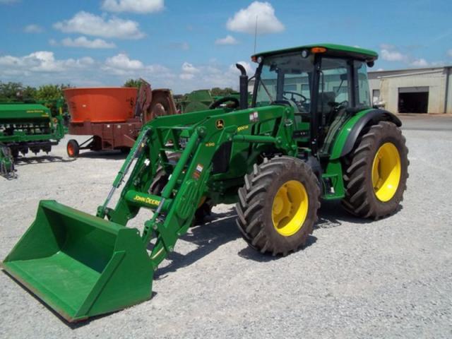 Tractores john deere 51c00r