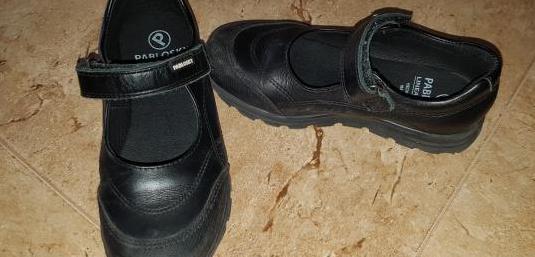 Zapatos escolares pablosky talla 31