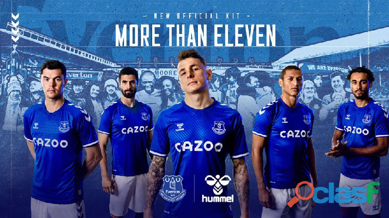 Camiseta Everton 2020 2021