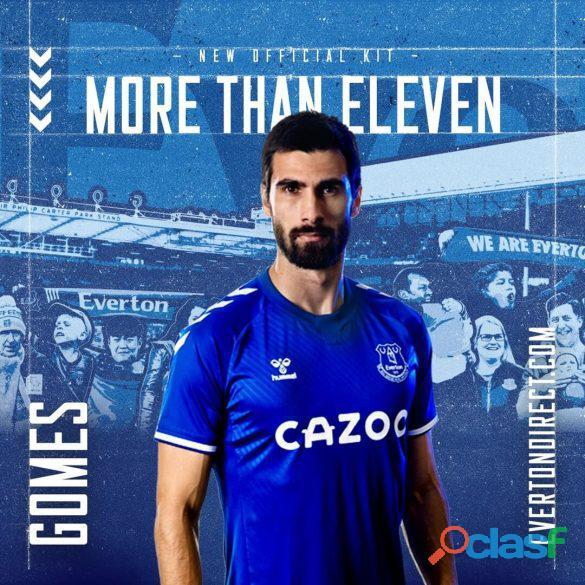 Camiseta Everton 2020 2021 1