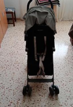 Carrito de bebé de paseo mac laren