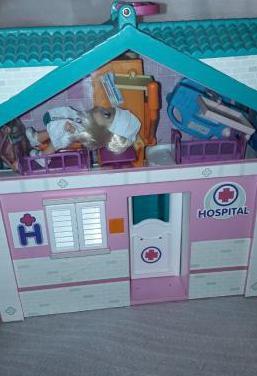 Hospital maletín barriguitas