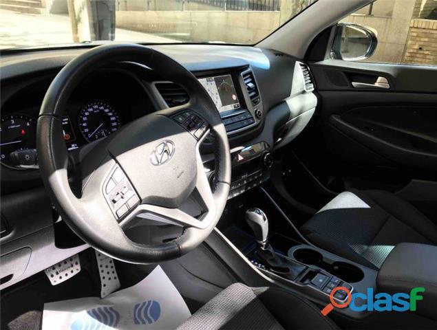 Hyundai Tucson 1.7CRDI 4x4 Tecno Sky 1