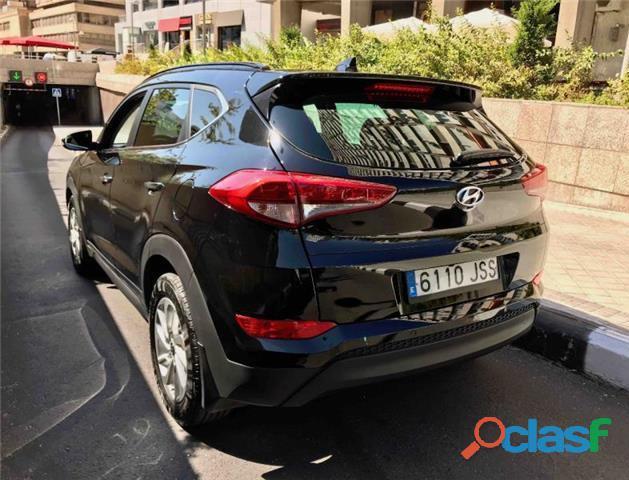 Hyundai Tucson 1.7CRDI 4x4 Tecno Sky 6
