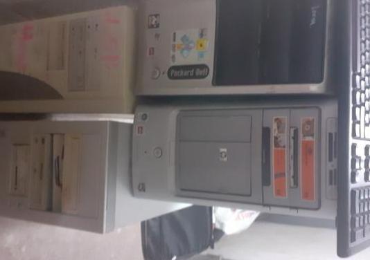 Lote componentes informaticos antiguos