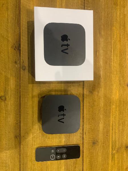 Apple tv 4k 64gb como nuevo