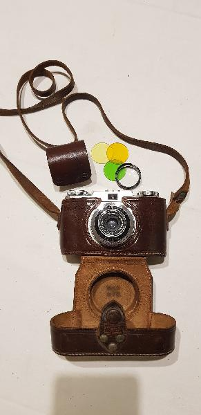 Camara de fotos zeiss ikon contina ia. 1955