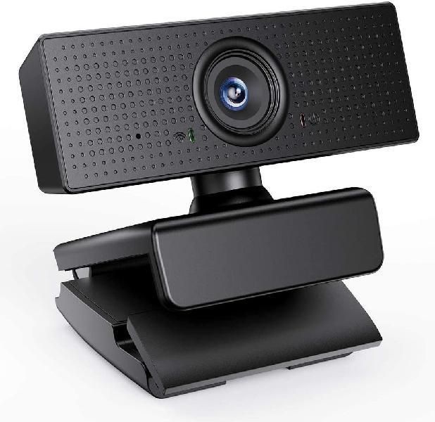 Cámara web hd con micrófono, usb 1080p/30fps cámar