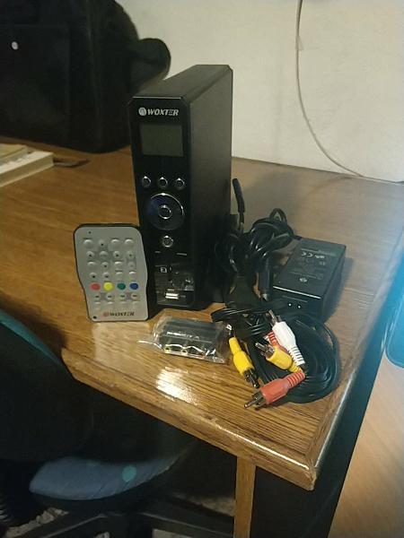 Disco duro portatil multimedia