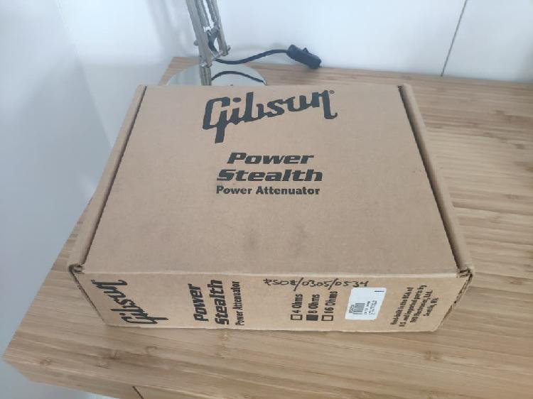 Gibson power stealth thd hot plate power attenuato