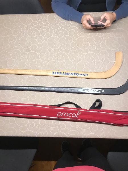 Hockey stick y funda