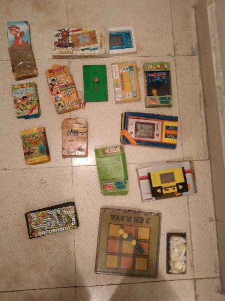 Juegos antiguos colección
