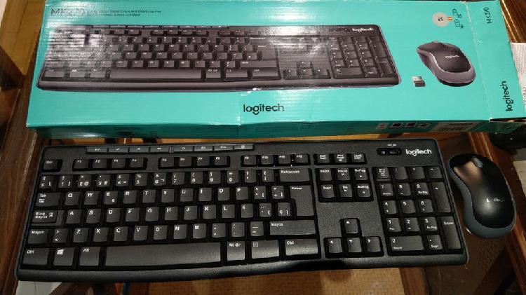 Logitech wireless combo mk 270