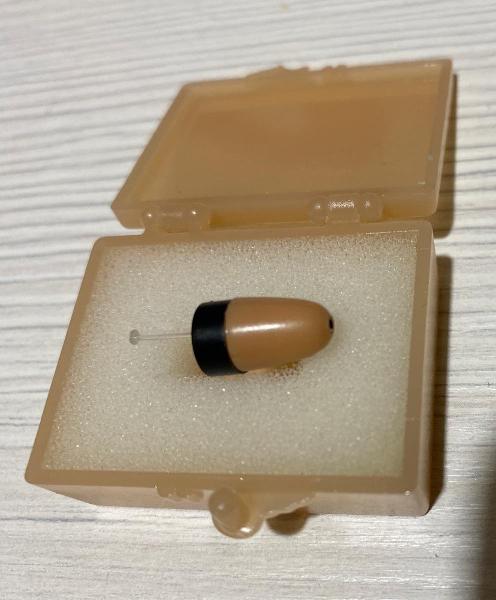 Nano pinganillo invisibilidad total