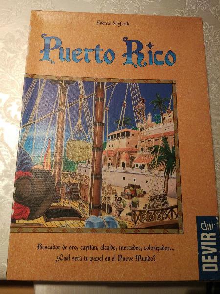 Puerto rico devir