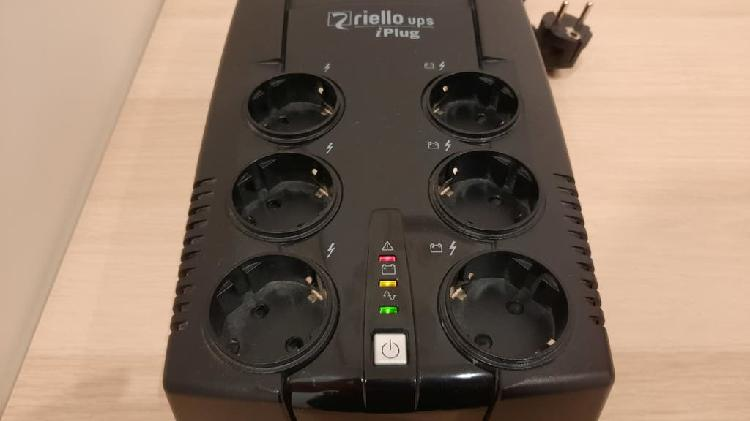 Riello ipg 800 de - sistema de alimentación sai