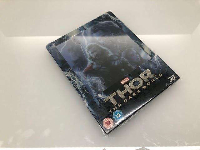 Thor the dark world steelbook