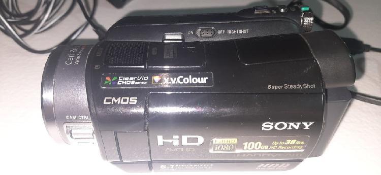 Videocamara sony hdr sr8e