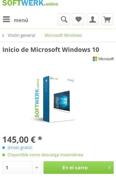 Windows 10 original