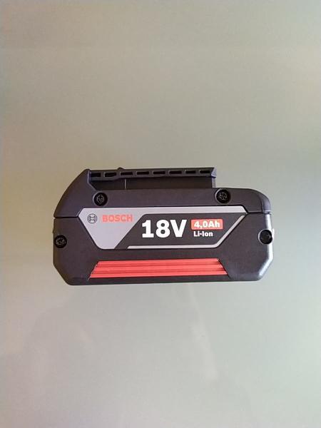 Bateria bosch 18v li-ion 4ah nuevas