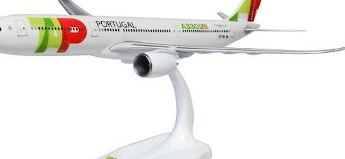 Avión a330 tap portugal 1:200
