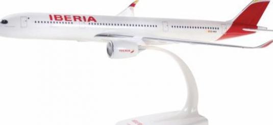 Avión a350 iberia herpa 1:200