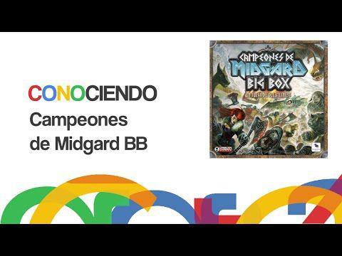 Campeones de midgard big box kilómetro 0