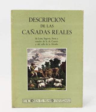 Descripción de las cañadas reales