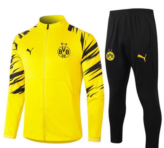 Dortmund 2021 chandal,chaquetas,polo,pre match camiseta de
