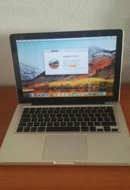 Macbook pro mediados 2010